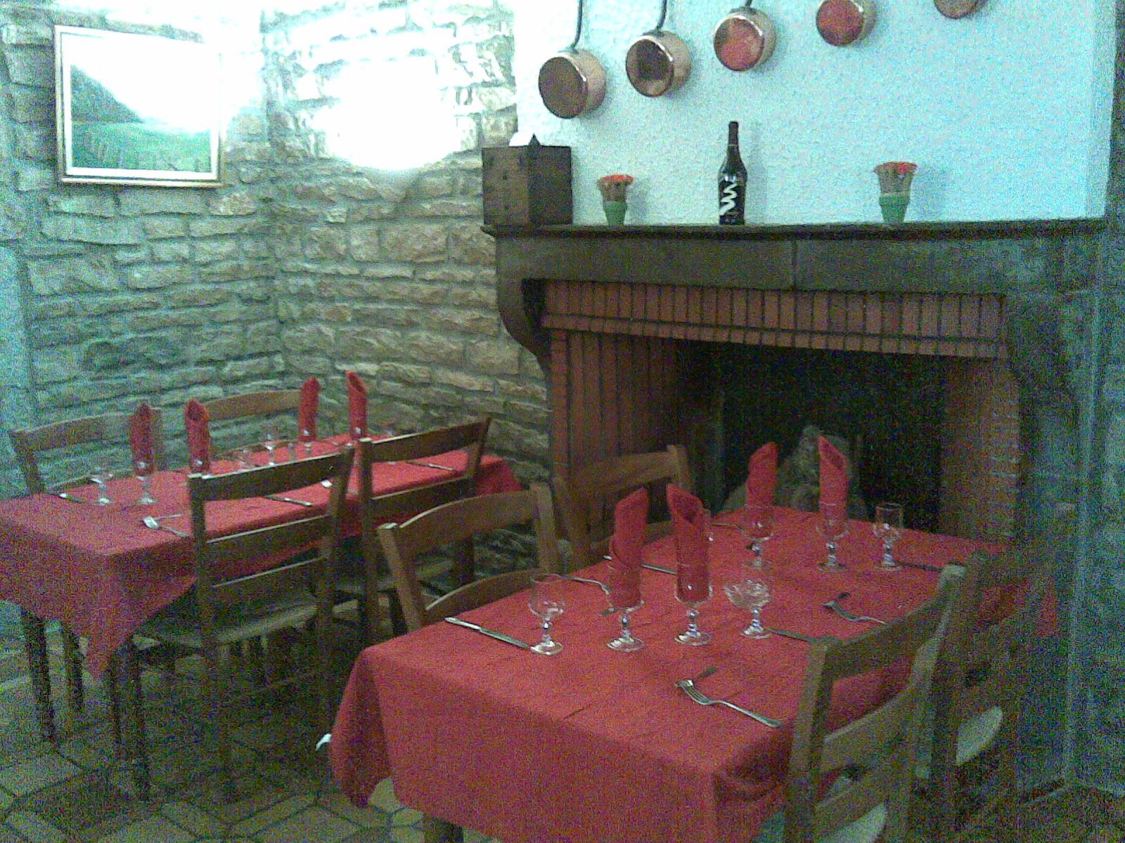 L intérieur du restaurant 1